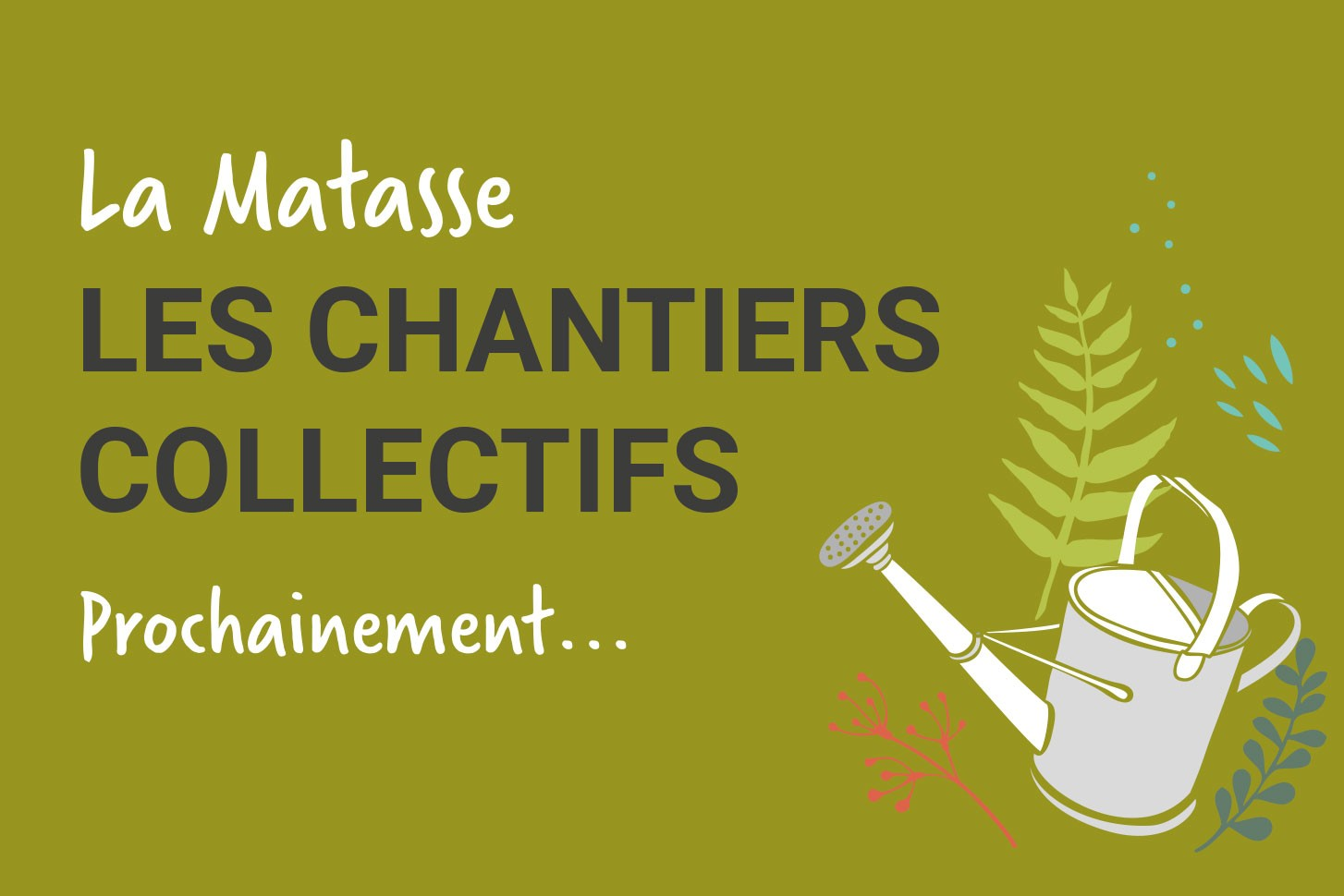 Chantiers collectifs
